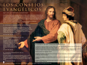 Spanish The Evangelical Counsels Explained Poster
