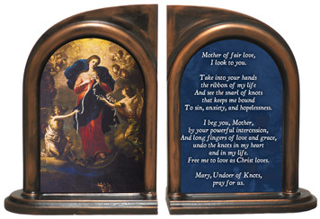 Mary, Undoer of Knots - General Prayer Bookends