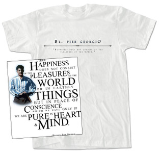 Bl. Pier Giorgio Value T-Shirt