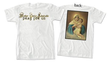 Schoenstatt Madonna Value T-Shirt
