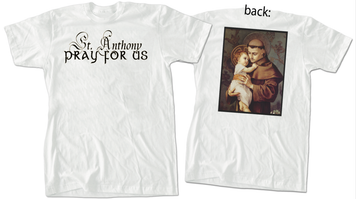 St. Anthony Value T-Shirt