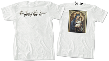 Our Lady of Mt. Carmel Value T-Shirt