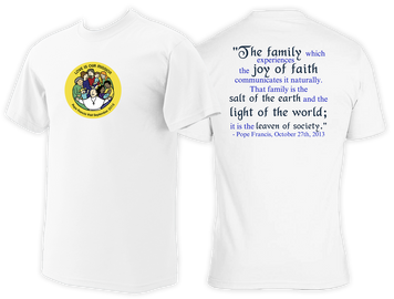 Love Is Our Mission Family T-shirt