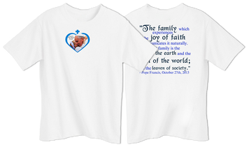 Love Is Our Mission Family Quote Children's Color T-Shirt