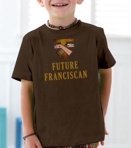 Future Franciscan Toddler Tee
