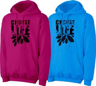 Choose Life Hoodie