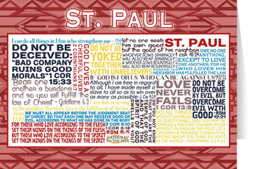 Saint Paul Quote Card