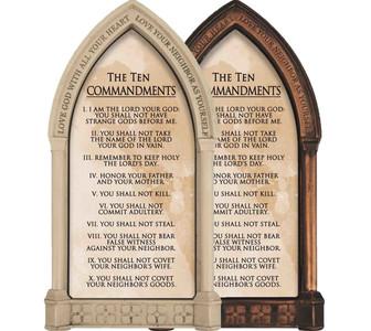 The Ten Commandments Home Doorpost Blessing