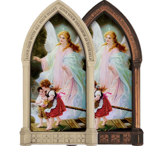 Guardian Angel Home Doorpost Blessing