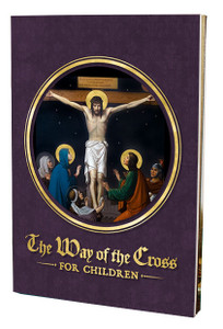 The Way of the Cross Children's Stations Booklet