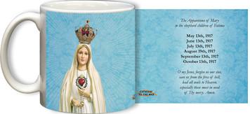 100 Year Anniversary Fatima Mug