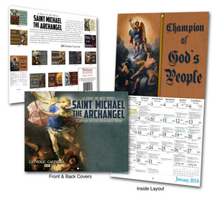 Catholic Liturgical Calendar 2018: Saint Michael the Archangel