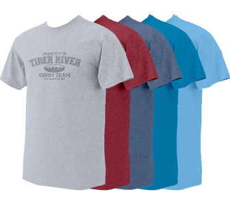 Tiber River Swim Team T-Shirt