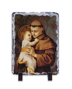 St. Anthony Vertical Slate Tile