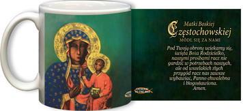 Polish Our Lady of Czestochowa Mug