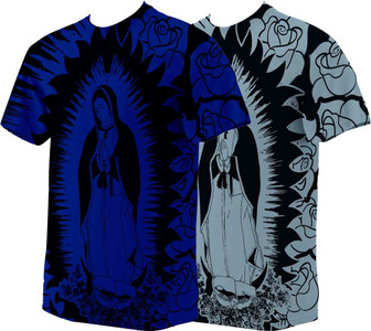 Our Lady of Guadalupe Poly T-Shirt