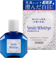 LION Smile White Eye Eyedrop (Whitening Eyedrop) 15mL.