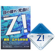 Rohto Z! Super Cool Eyedrops 12mL