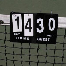 Quick Score on Tennis Net