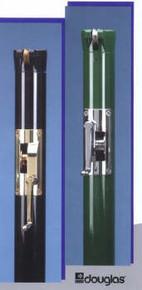 """020200B-Douglas 2 7/8"""" Premier Net Posts w/ brass gears"""
