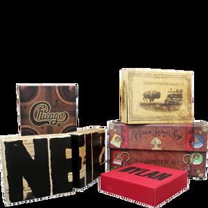 Custom CD Set Boxes