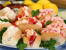 Seafood Party Platters