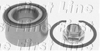 FBK1161 Wheel Bearing Kit Front Axle