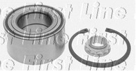 FBK1183 Wheel Bearing Kit Front Axle