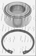 FBK1069 Wheel Bearing Kit Front Axle