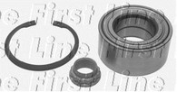 FBK217 Wheel Bearing Kit Rear Axle