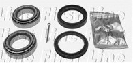 FBK091 Wheel Bearing Kit Front Axle
