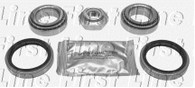 FBK086 Wheel Bearing Kit Rear Axle
