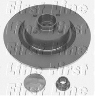 FBK1075 Wheel Bearing Kit Rear Axle