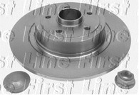 FBK1217 Wheel Bearing Kit Rear Axle