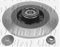 FBK1220 Wheel Bearing Kit Rear Axle