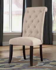 Tripton Linen Dining Upholstered Side Chair
