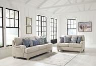 Traemore Linen Sofa & Loveseat