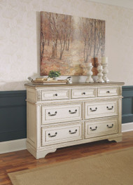 Realyn Two-tone Dresser