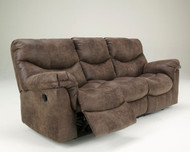 Alzena Gunsmoke Reclining Sofa