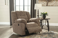 Workhorse Cocoa Rocker Recliner