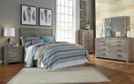 Culverbach Gray 5 Pc. Queen Panel Bedroom Collection