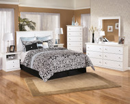 Bostwick Shoals 4 Pc. QueenBedroom Collection