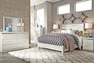 Dreamur 4 Pc.Queen Panel Bedroom Collection