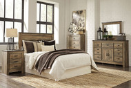 Trinell 5 Pc.Queen Bedroom Collection