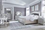 Coralayne Silver 11 Pc. California King Bedroom Collection