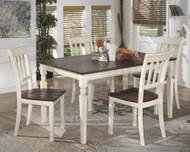 Whitesburg 5 Pc. Rectangular Dining Set