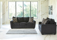 Wixon Slate Sofa & Loveseat