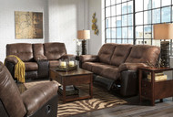 Follett Coffee 3 Pc. Reclining Collection