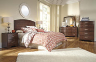 Ashley Gennaguire Bedroom Set