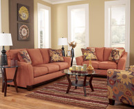 Ashley Gale - Russet Living Room Set